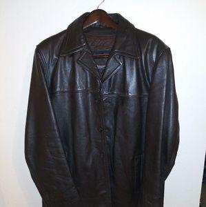 Mary & Lou Leather Jacket